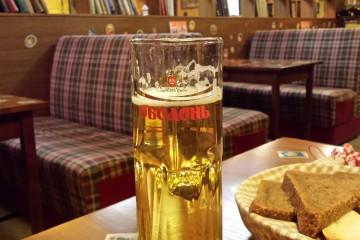Piwa z Ukrainy
