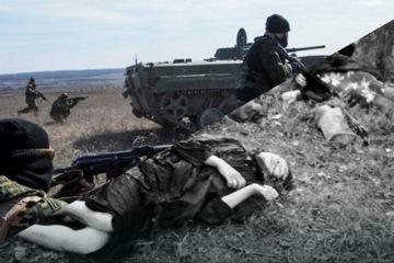 Ukraina ofiary wojny